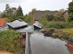 020.Goten, puteen en daken reinigen